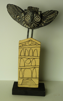 Owl and Tower